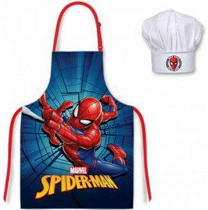 Spiderman fartuch kuchenny