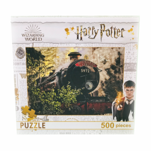 Harry Potter puzzle 500 szt Hogwarts Express