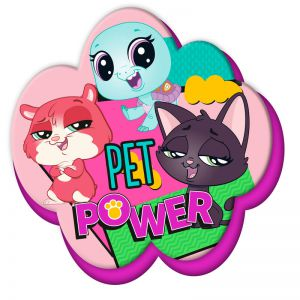 Littlest Pet Shop poduszka 40 cm