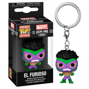 Marvel brelok Hulk Funko Fighters